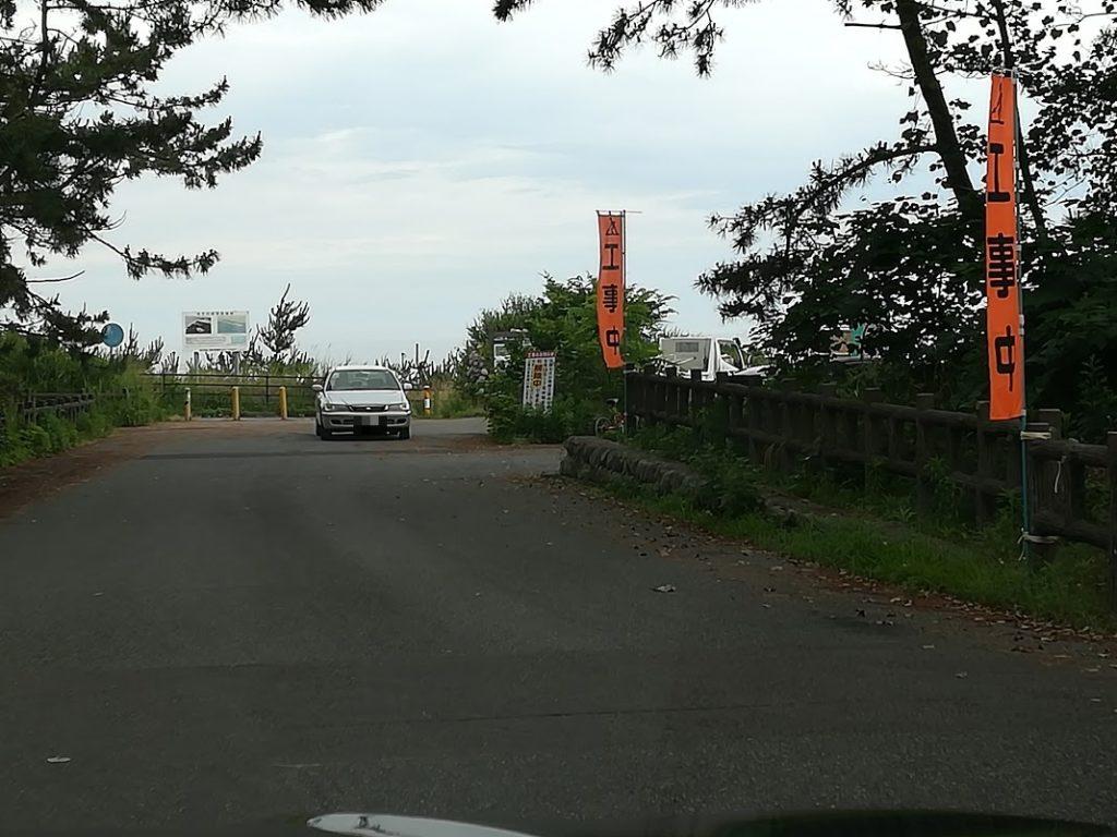6月29日の駐車場の様子